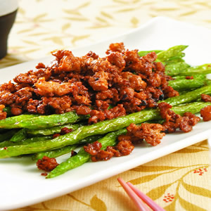 乾扁四季豆(4)