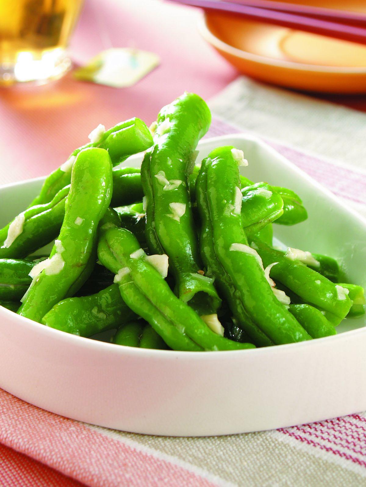 食譜:涼拌醜豆