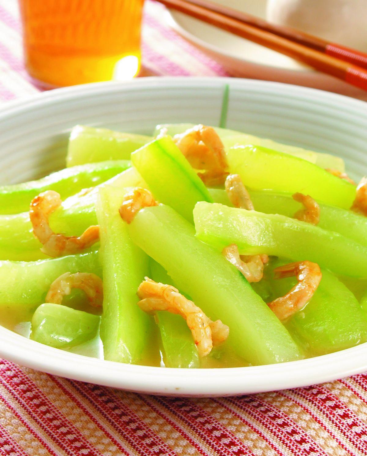 食譜:開洋大黃瓜