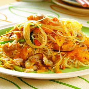 南瓜炒米粉(2)