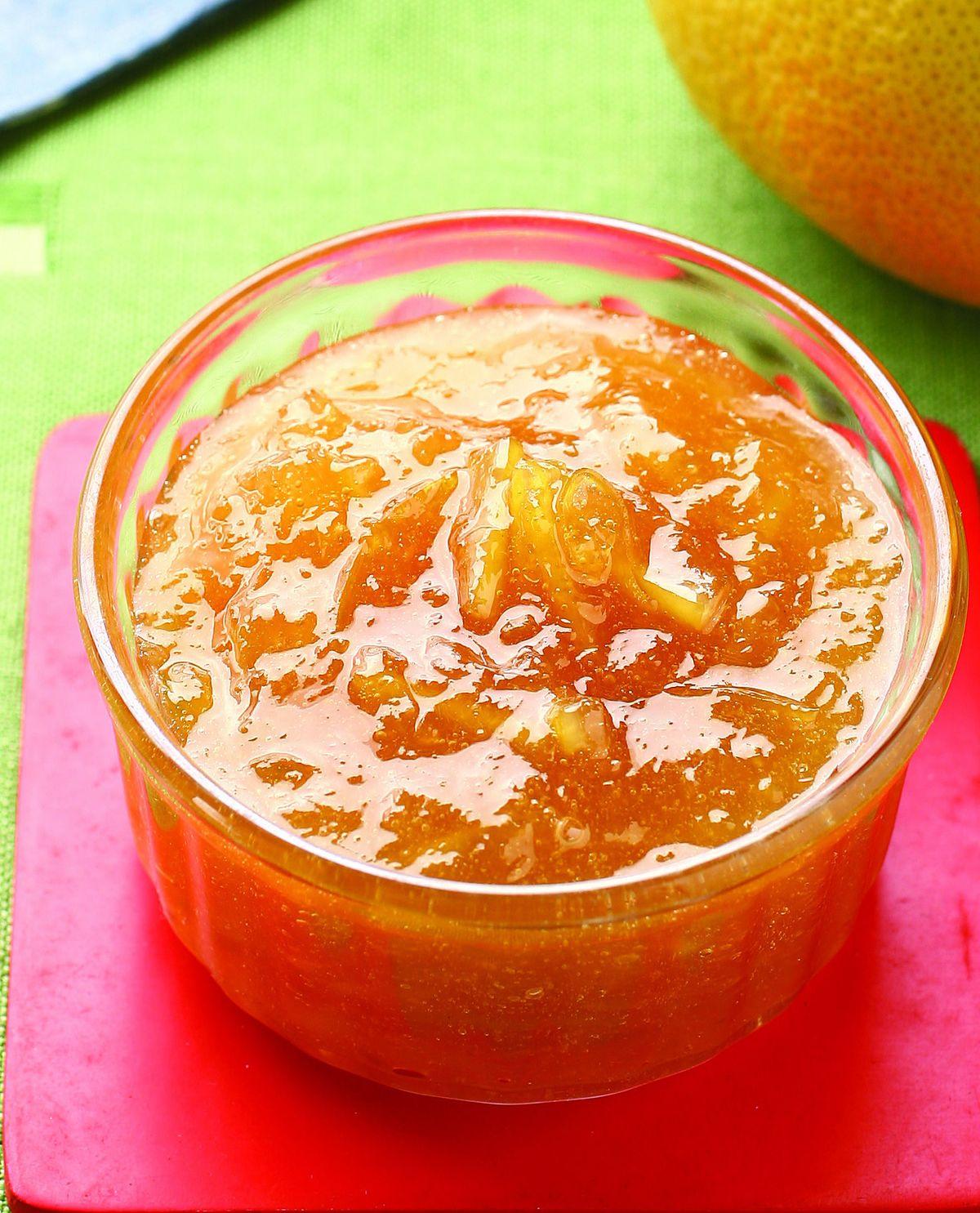 食譜:柚子醬
