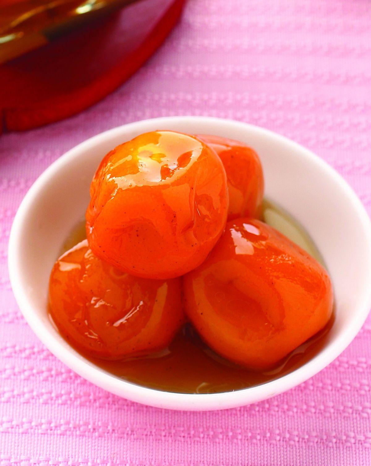 食譜:金桔果醬