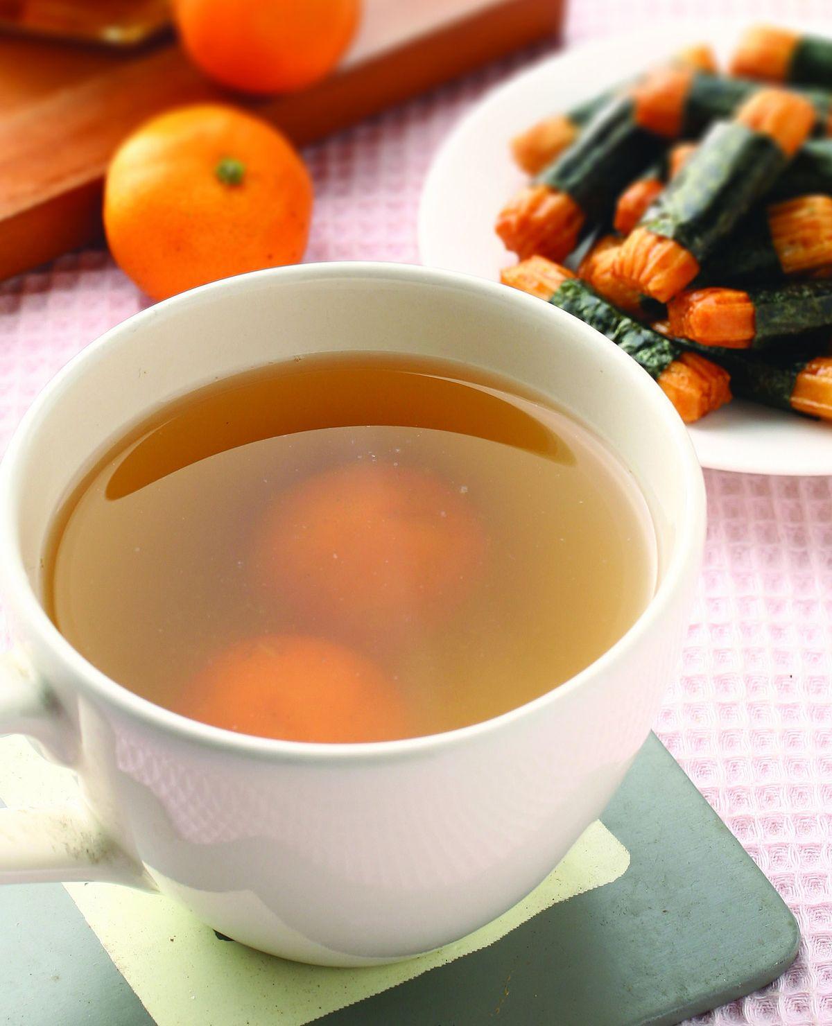 食譜:蜂蜜金桔茶