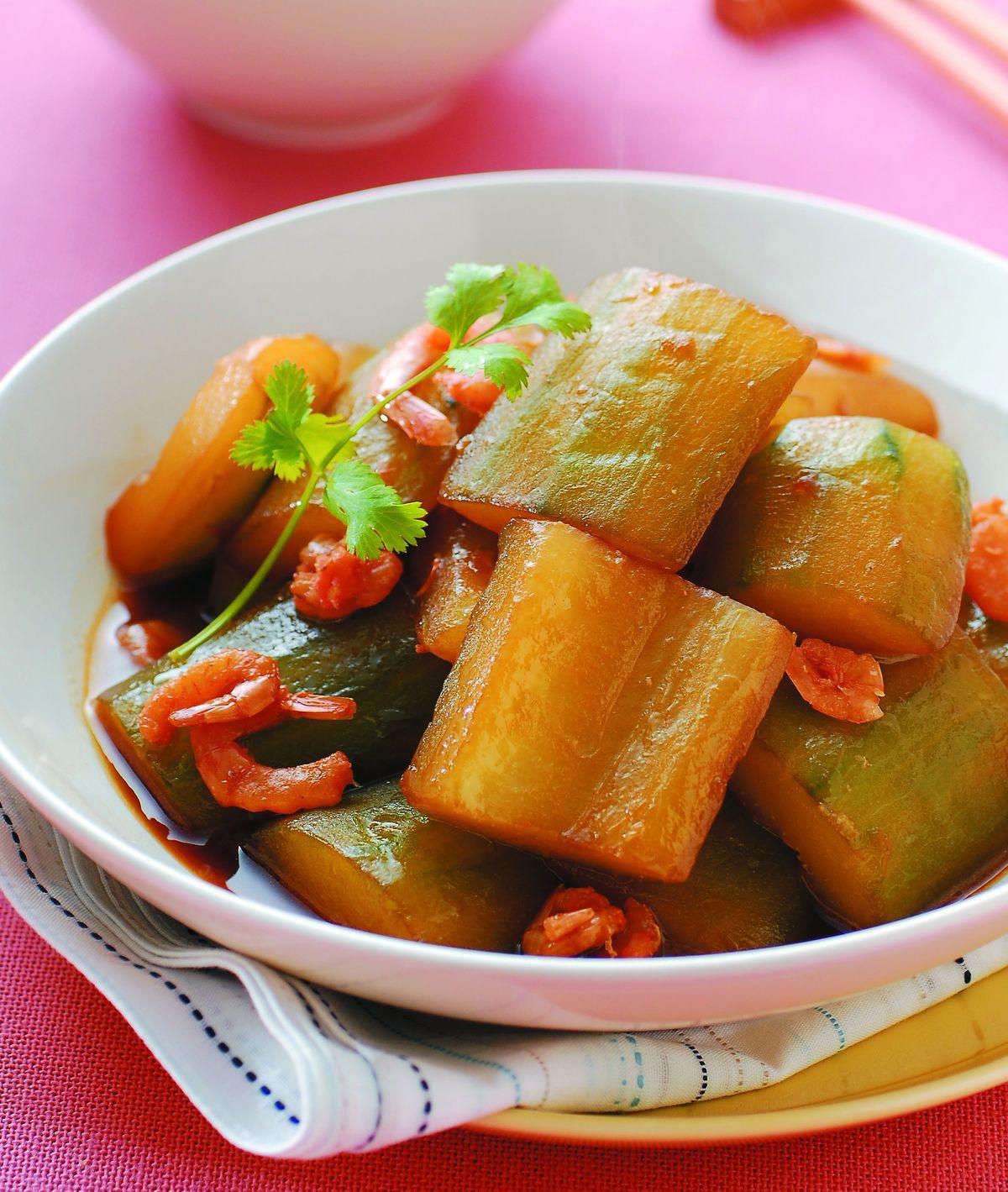 食譜:紅燒大黃瓜