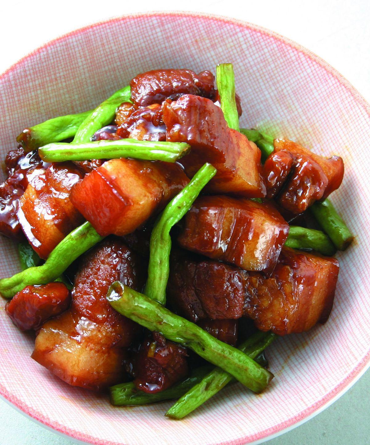 食譜:紅燒五花肉(4)