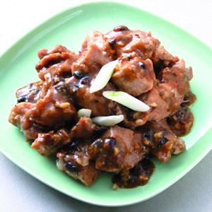 豆豉蒸排骨(3)