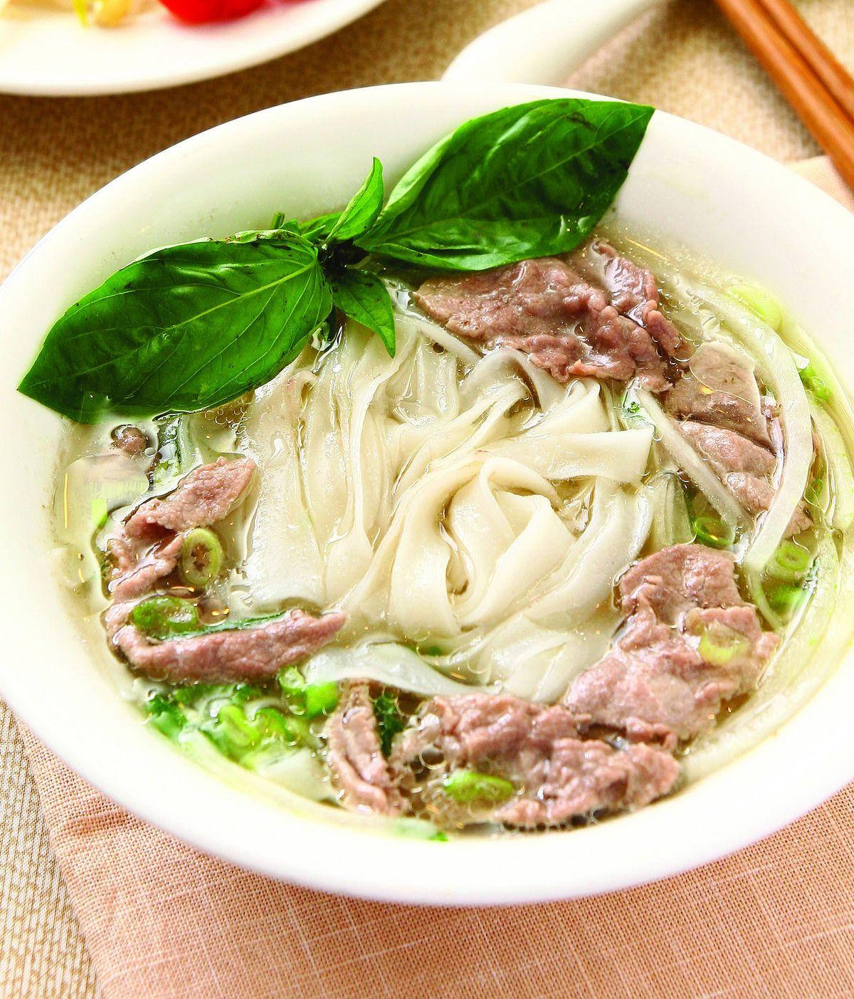 食譜:生牛肉河粉(1)