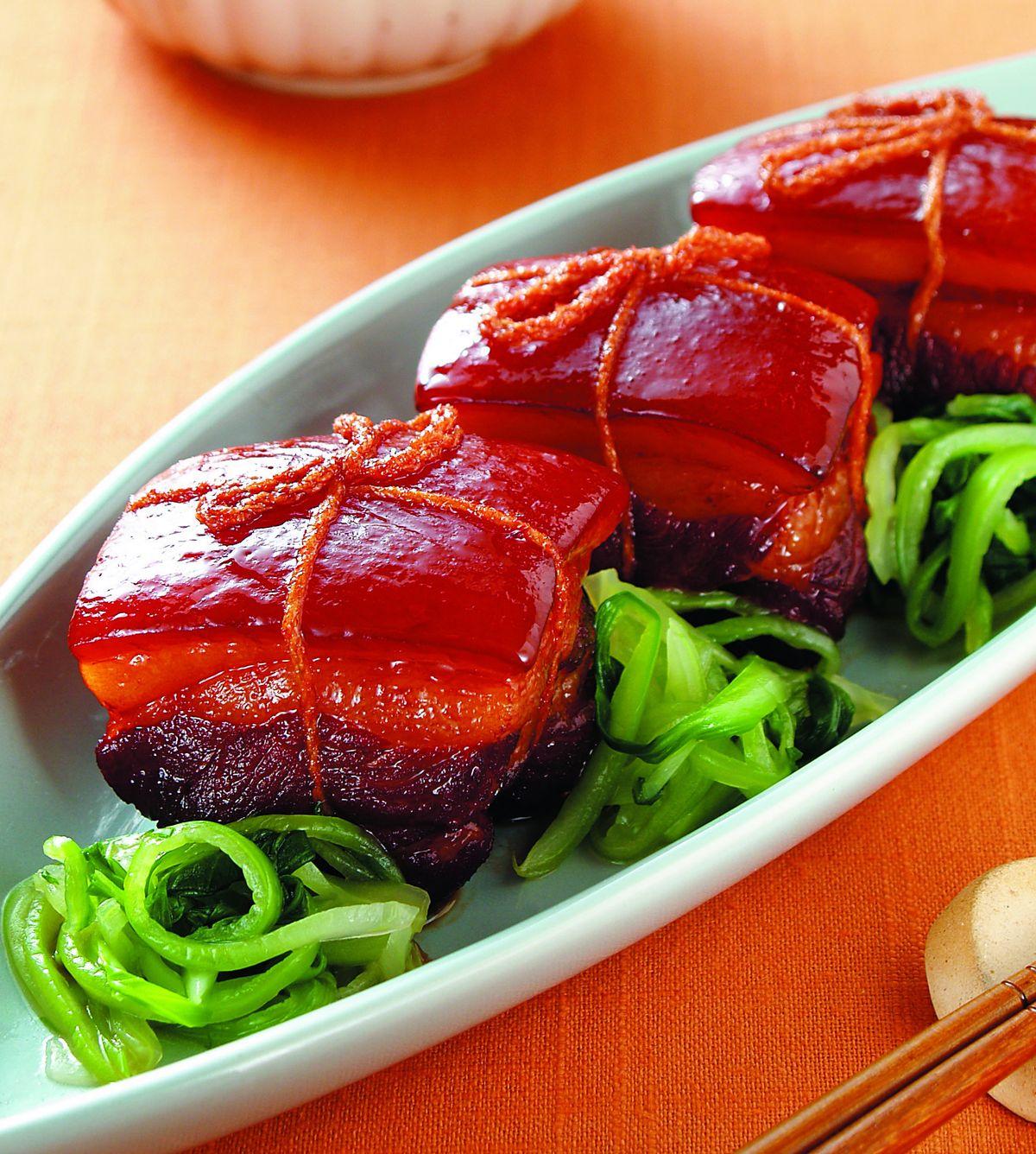 食譜:醬燒東坡肉