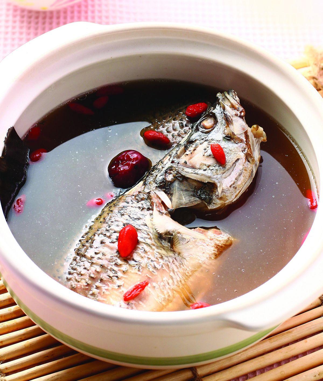 食譜:聰明鱸魚湯