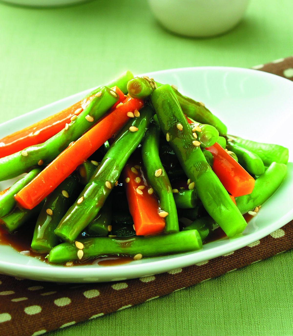 食譜:涼拌四季豆(5)
