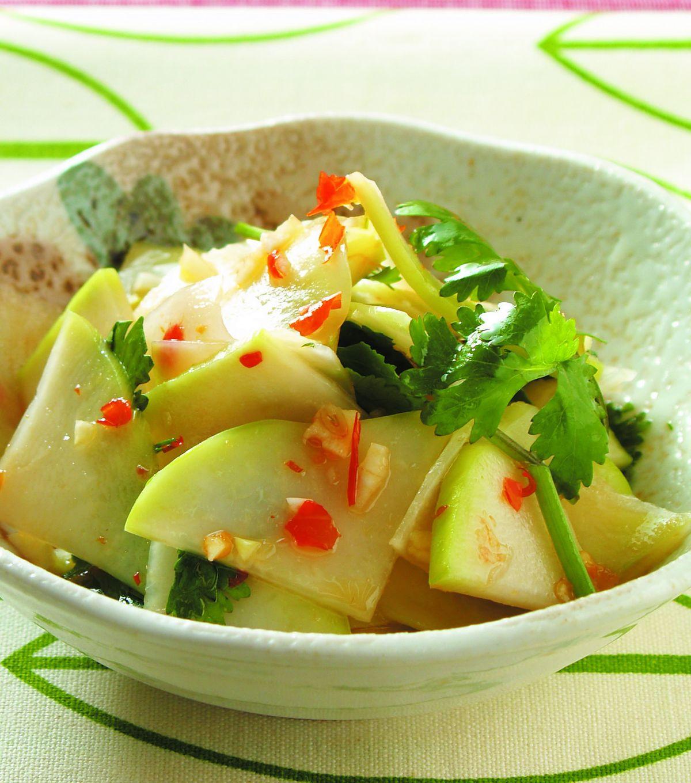 食譜:涼拌大頭菜(4)