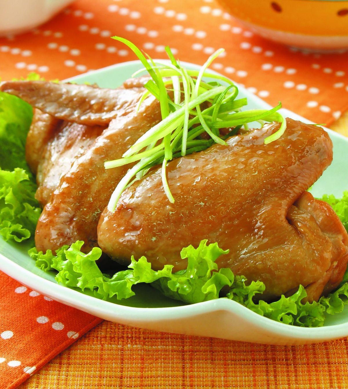食譜:滷味雞翅