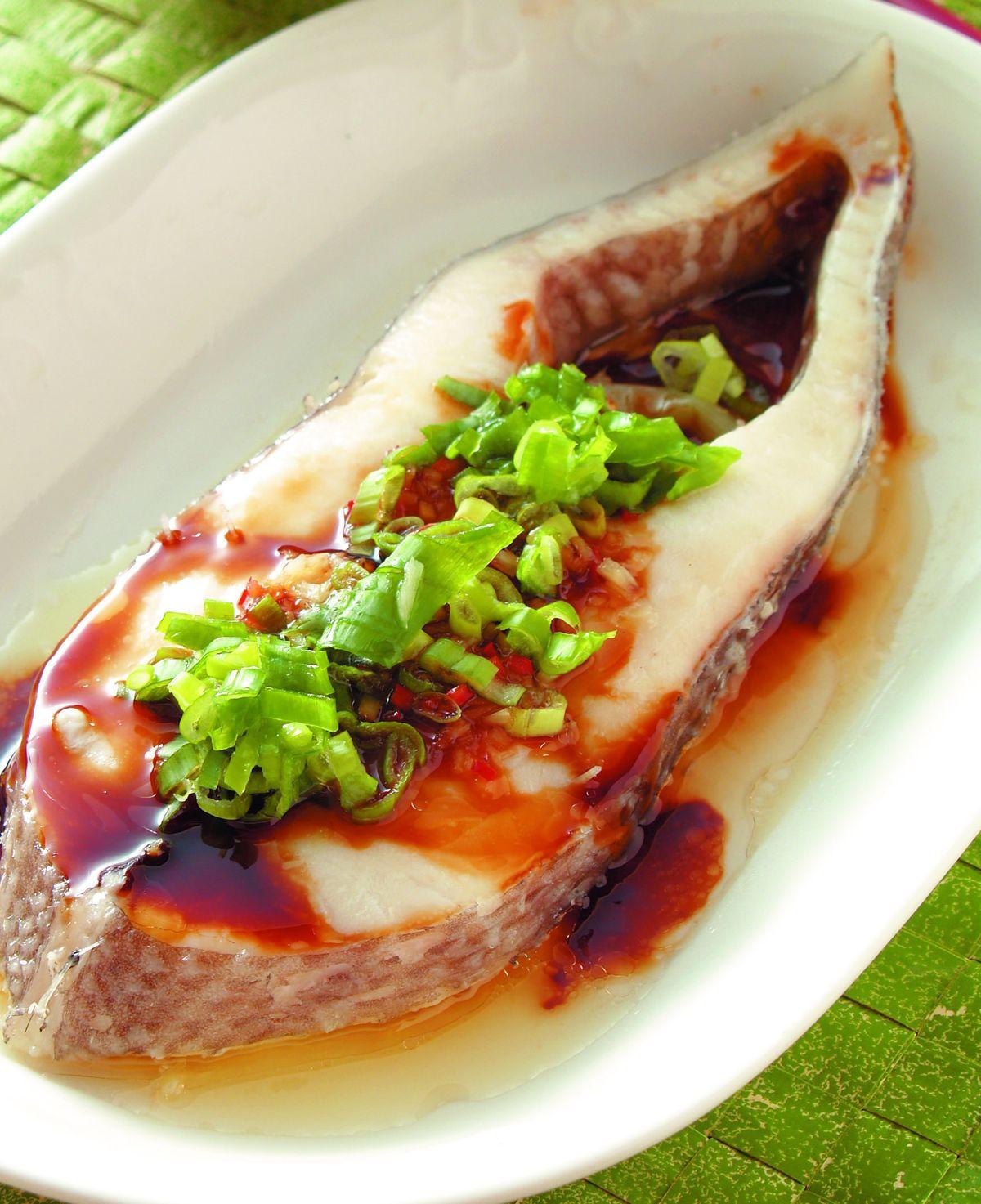 食譜:啤酒蒸鱈魚