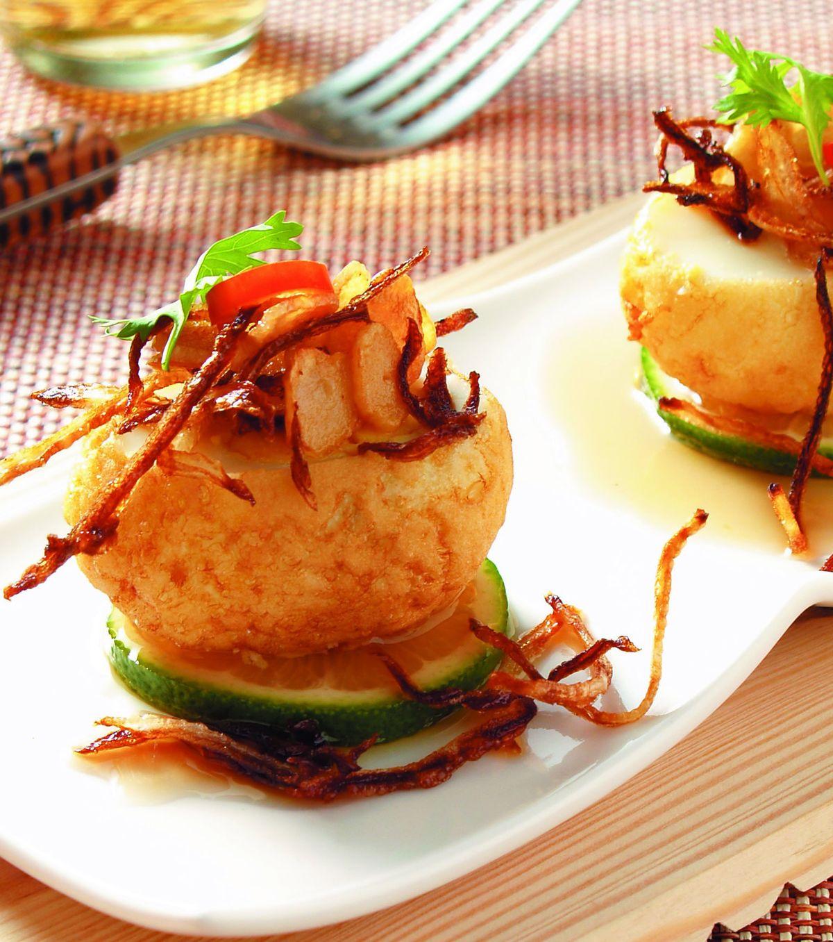 食譜:泰式香炸雞蛋