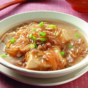 豆腐味噌煮