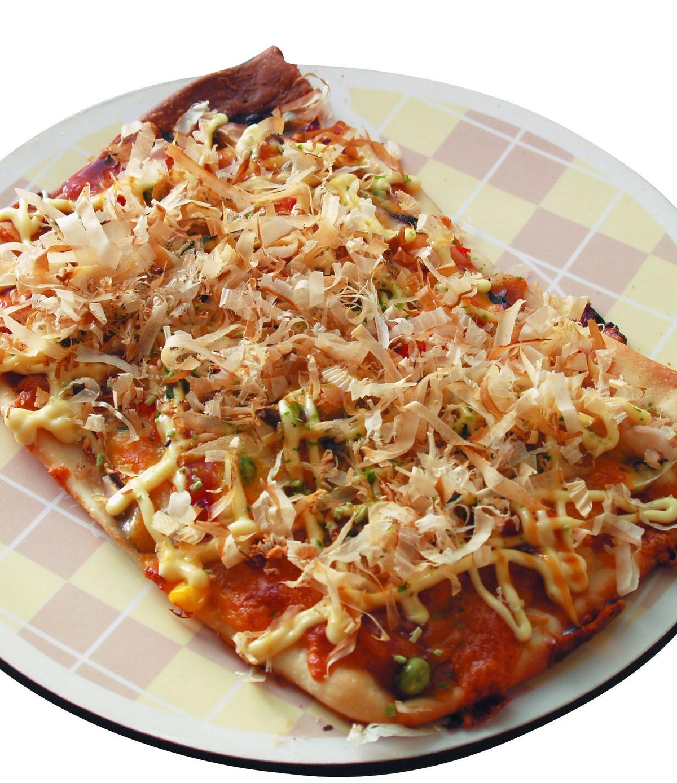 食譜:和風照燒披薩