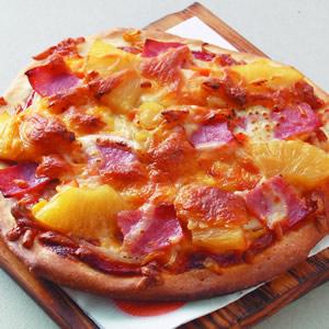 夏威夷披薩(3)