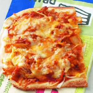 韓式泡菜披薩