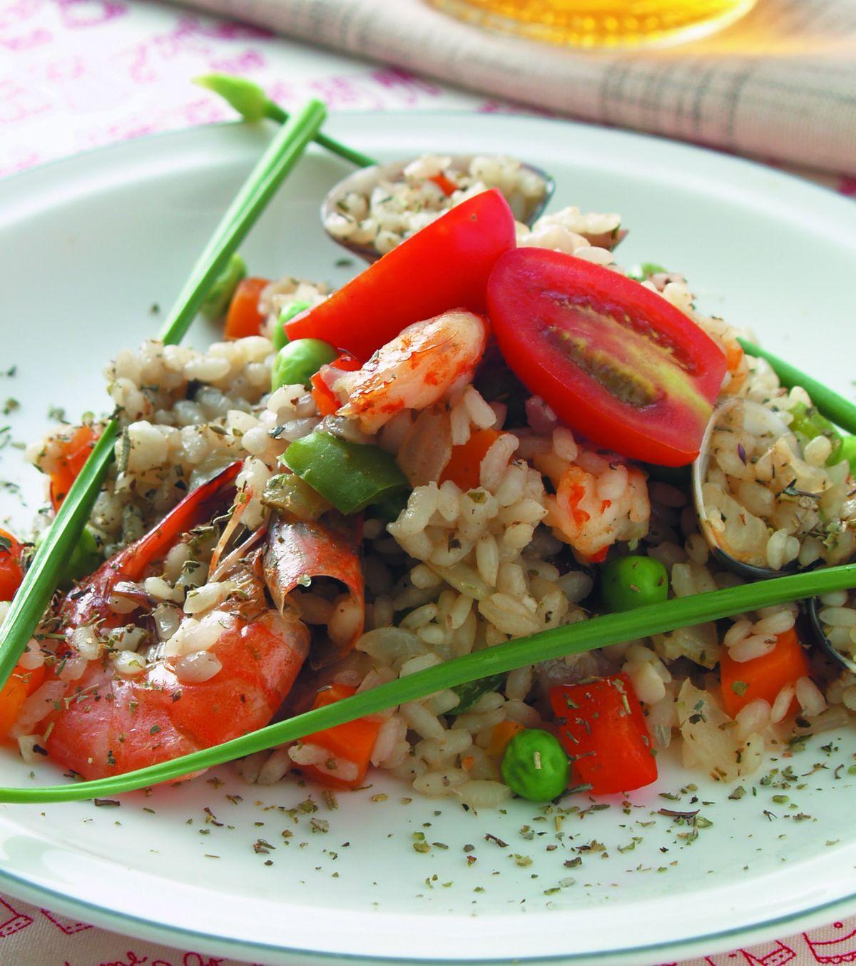 食譜:美式海鮮飯