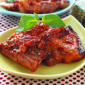 檸香BBQ燒肉片