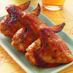 火烤義大利雞翅