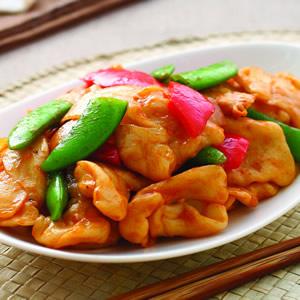 茄汁炒麵疙瘩
