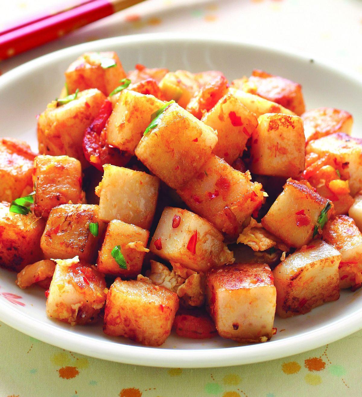 食譜:炒蘿蔔糕