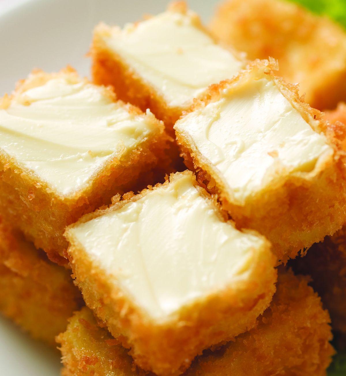 食譜:香脆蛋豆腐