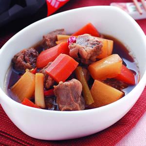 牛腩燒煮(1)