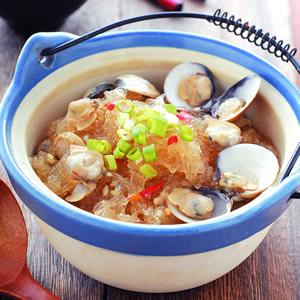 蛤蜊煲粉絲