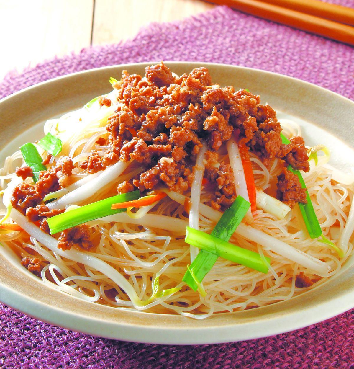 食譜:米粉炒(3)