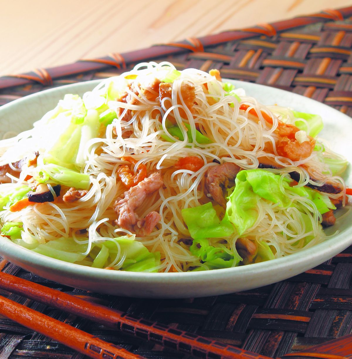 食譜:台式炒米粉(2)