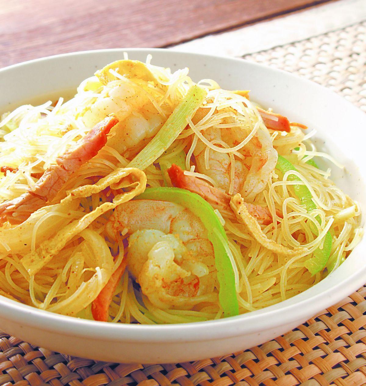 食譜:星州炒米粉(2)