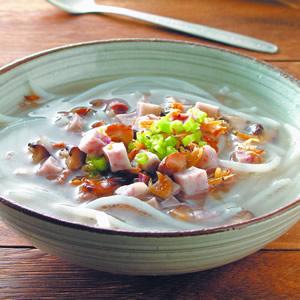 芋頭米粉湯(2)