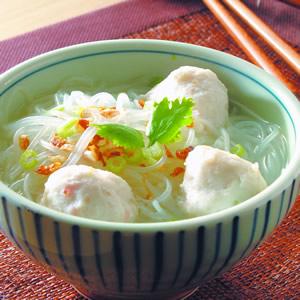 魚丸米粉湯