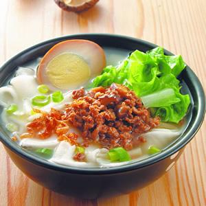 香菇肉燥粄條湯(1)