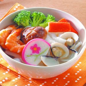海鮮粿仔條湯