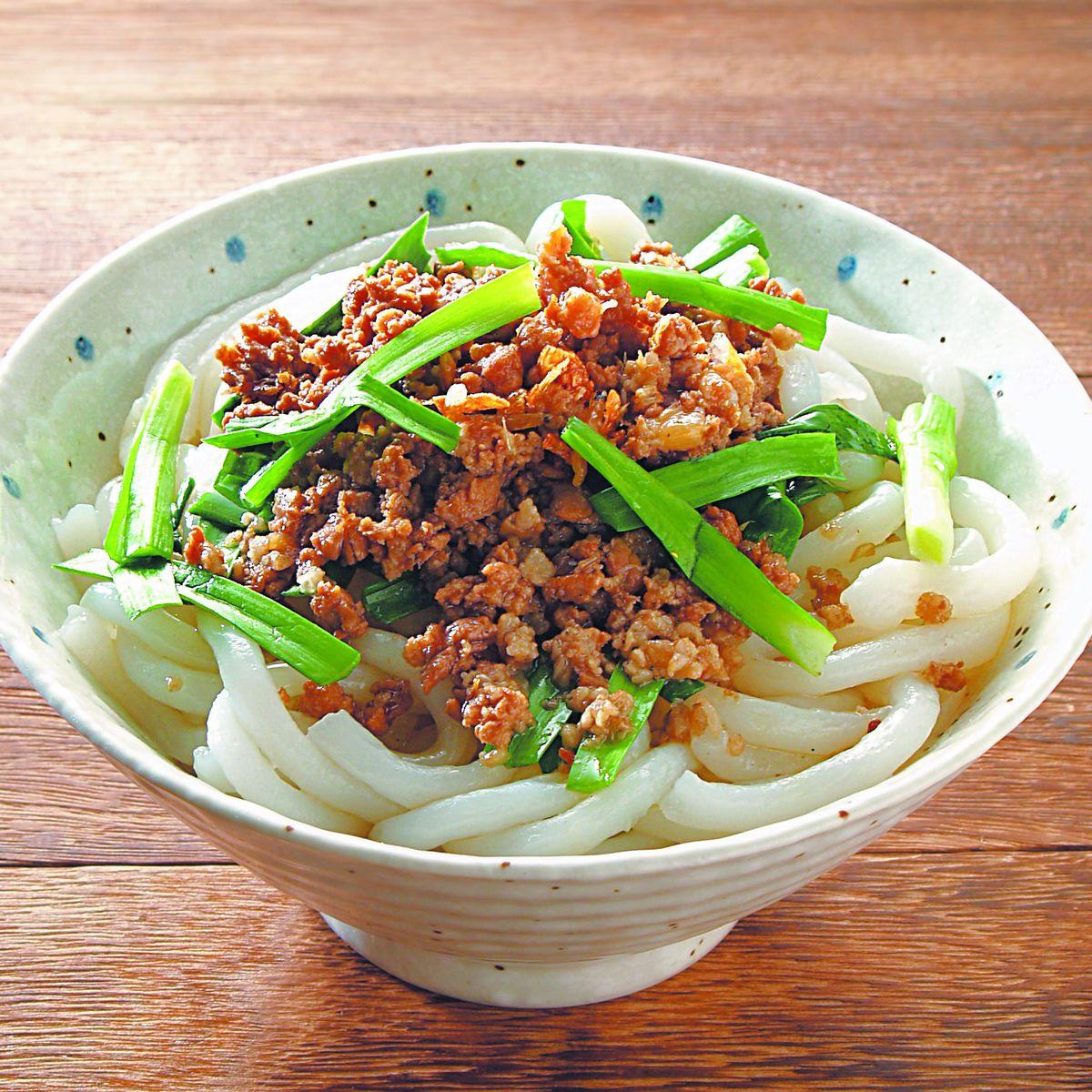 食譜:乾拌米苔目