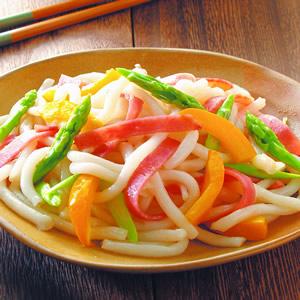 火腿炒米苔目