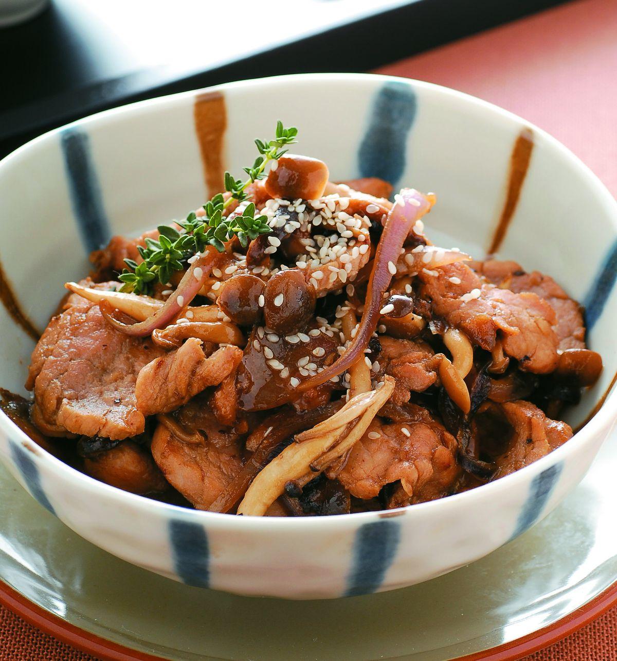 食譜:生薑燒嫩里肌(1)