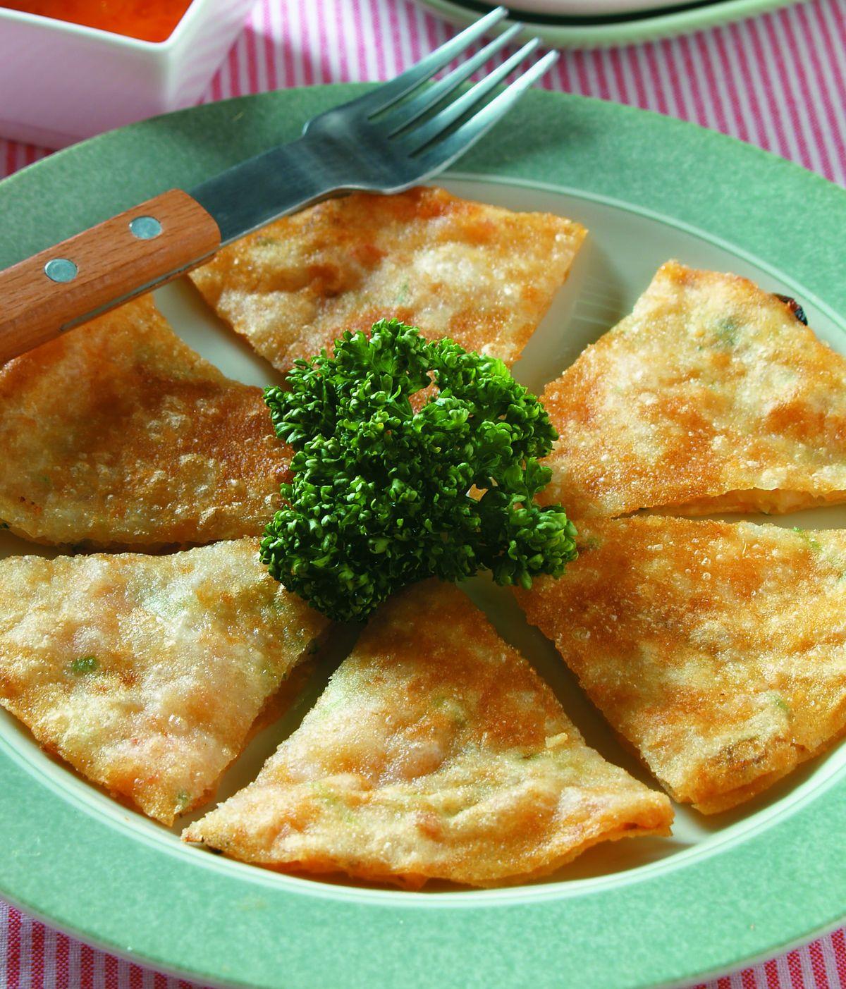 食譜:月亮蝦餅(6)