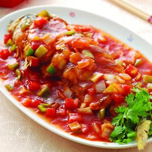 糖醋黃魚(1)