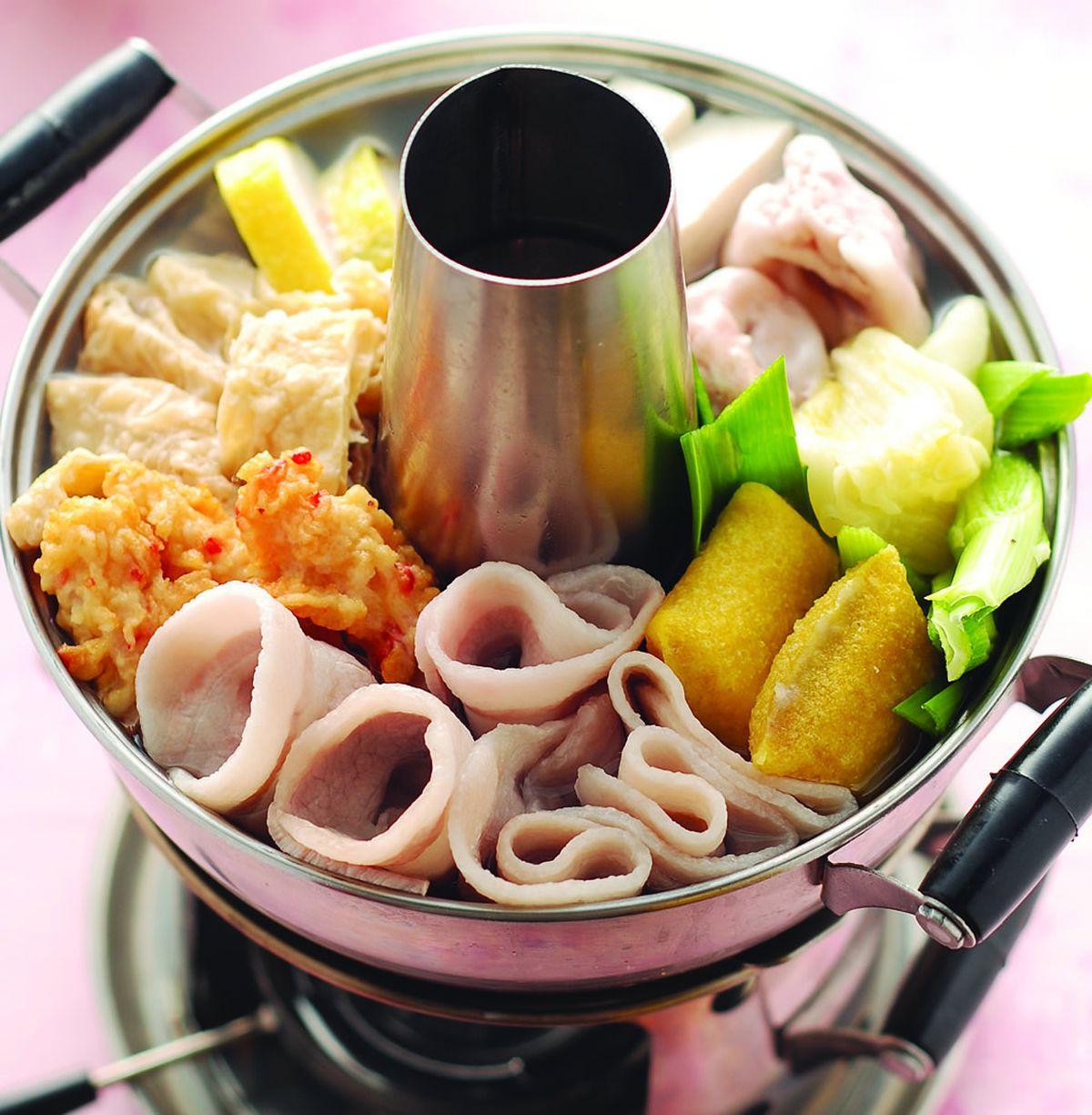 食譜:酸菜白肉團圓鍋