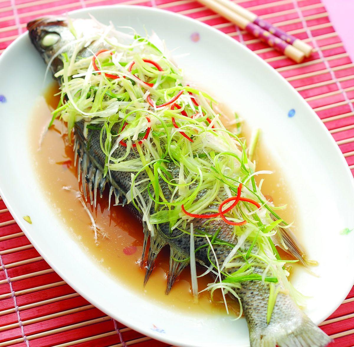 食譜:清蒸魚(6)