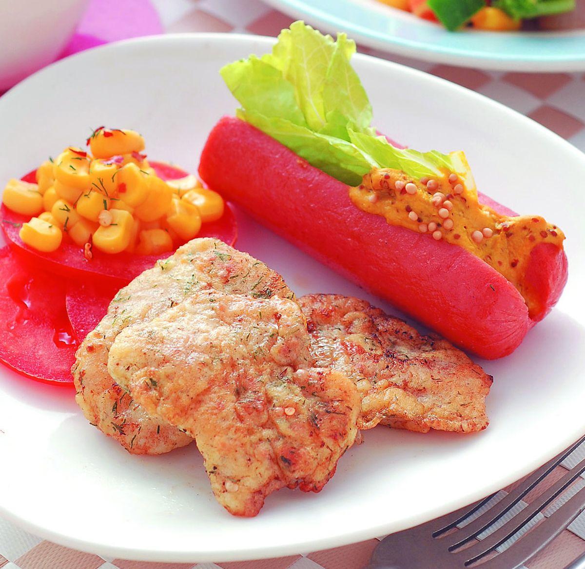 食譜:蒔蘿草魚排