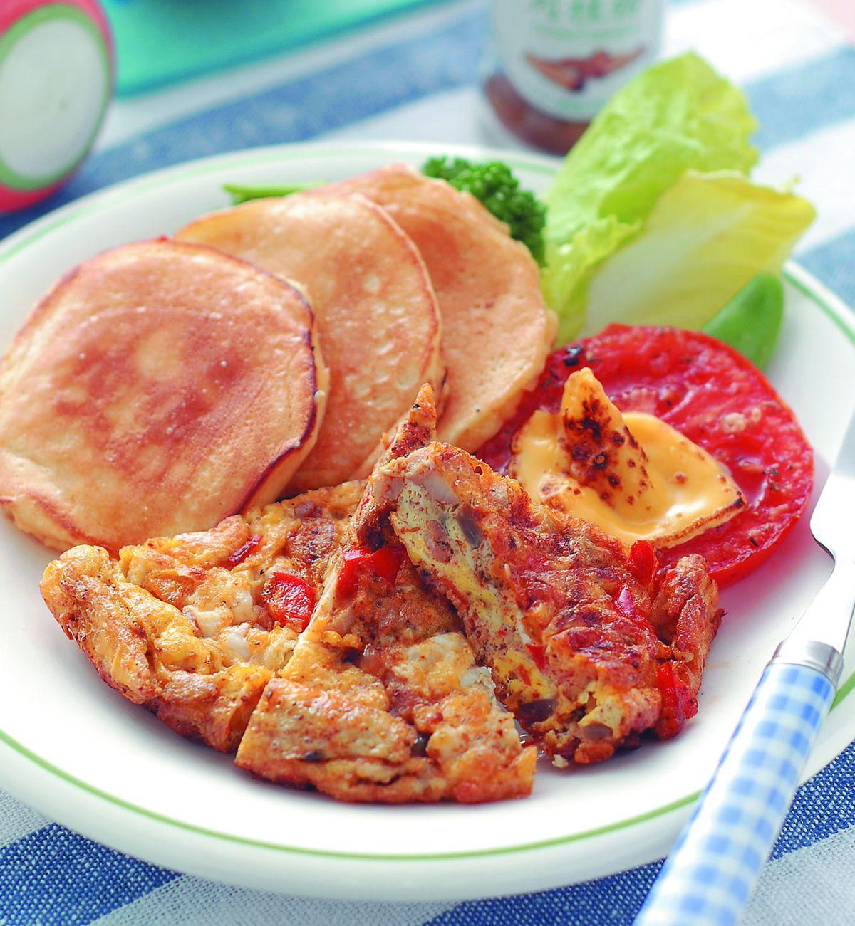 食譜:匈牙利蔬菜烘蛋
