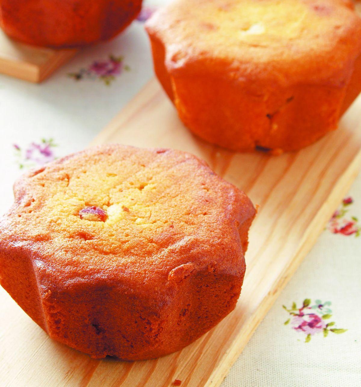 食譜:咕咕燒梅蛋糕