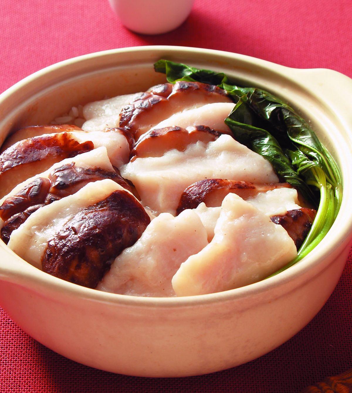 食譜:鮮魚煲仔飯