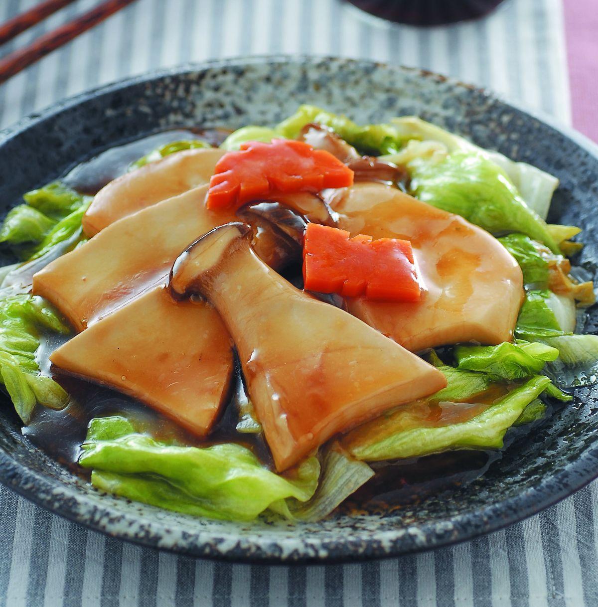 食譜:蠔皇杏鮑菇