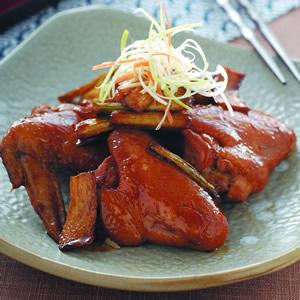 蠔皇燒雞翅(1)
